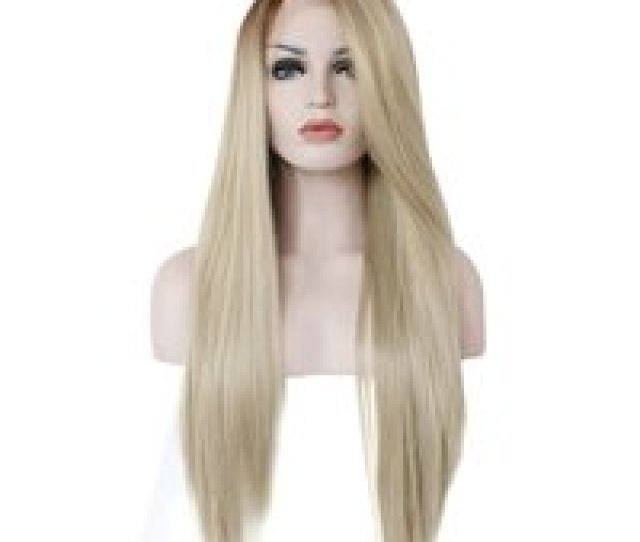 Wholesale Hot Sexy Blondes For Sale Hot Selling Sexy High Temperature Fiber Glueless Long Straight