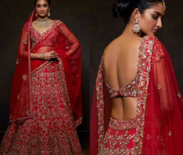 Images Sexy Indians Wedding Dress 2019 Chic Two Pieces Indian Wedding Dresses With Wrap Cape