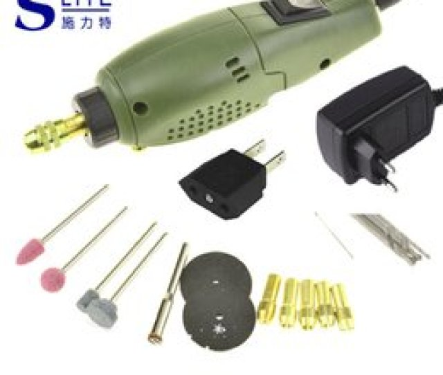Power Drill Tools Online Shopping Slite Mini Electric Grinder Dremel Grinding Set Power Tool Accessories