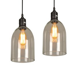 Vintage Ceiling Light Shades NZ   Buy New Vintage Ceiling Light     Pendant Light Fixture Vintage Pendant Lamp Glass Shade with Free E27 Edison  Bulb Guaranteed 100  Retro Industrial DIY Ceiling Lamp