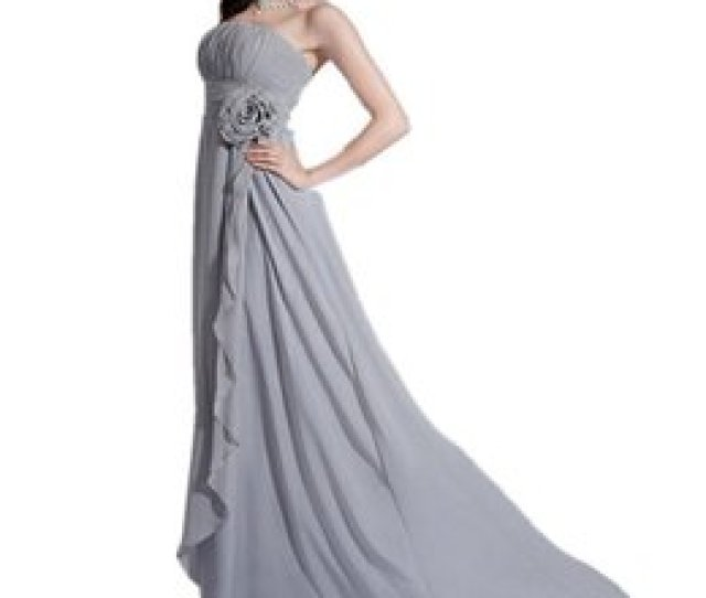 2018 New Bridesmaid Dress Bride Wedding Toast Clothing Long Section Tube Top Annual Meeting Sweep Train Chair Dress