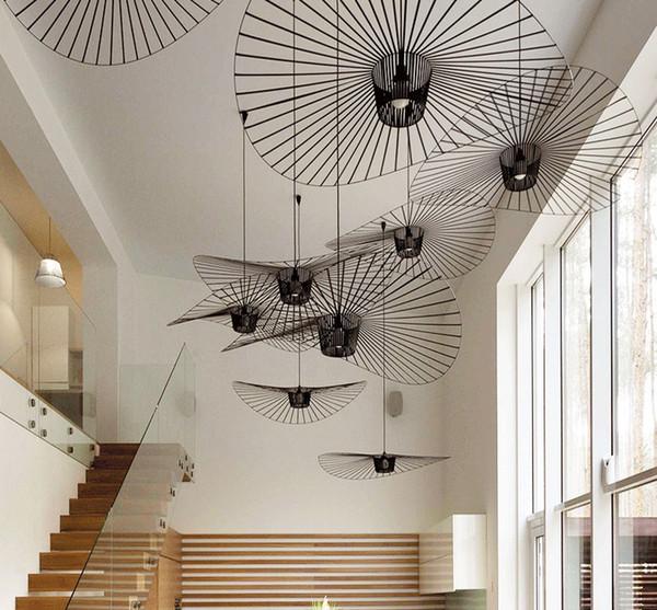 modern led vertigo pendant lamp la