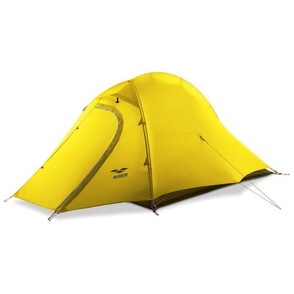 acheter tente de camping 1 personne 2 personnes mier avec empreinte tente de randonnee impermeable installation rapide et legere 3 saisons 4