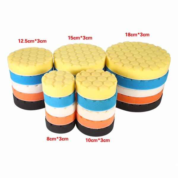 cheap kit for car polisher, buy quality wash pad directly from china car sponge suppliers: car-styling 5pcs car sponge buffing sponge polishing wash pad hand tool kit for car polisher wax diagnostic-tool 3 4 5 6 7 inch