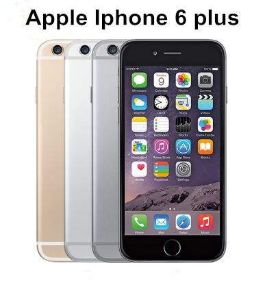 unlocked original apple iphone 6plus mobile phone 5.5inch 2gb ram 16 64 128gb rom cellphone