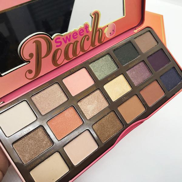 sweet peach palette # 21