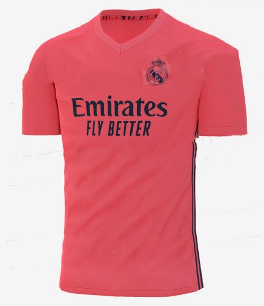 2020 S 4XL 20 21 Real Madrid Hazard Soccer Jersey 2020 ...