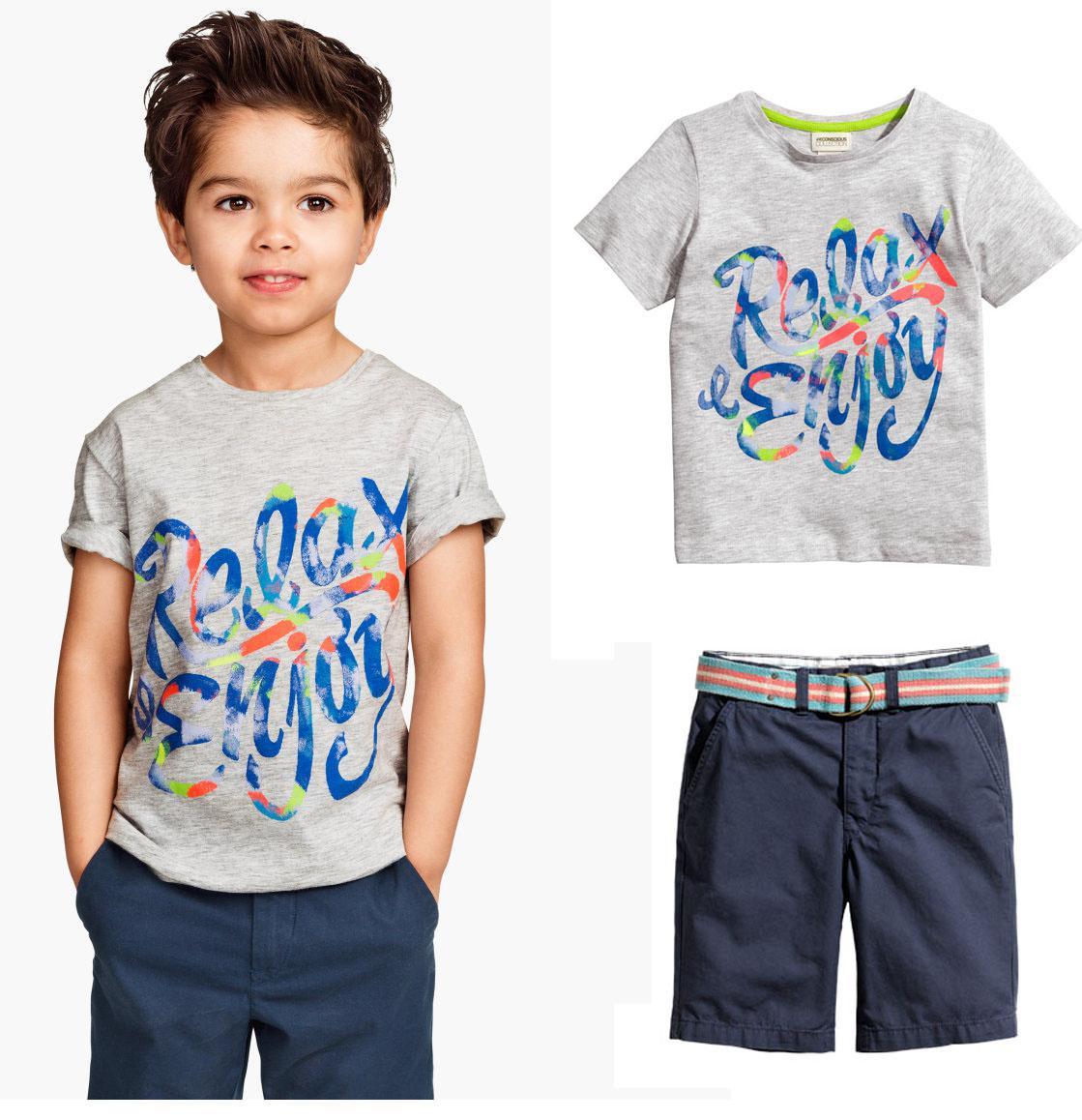 Wholesale Baby Boys Summer Clothing Sets Boy Brand