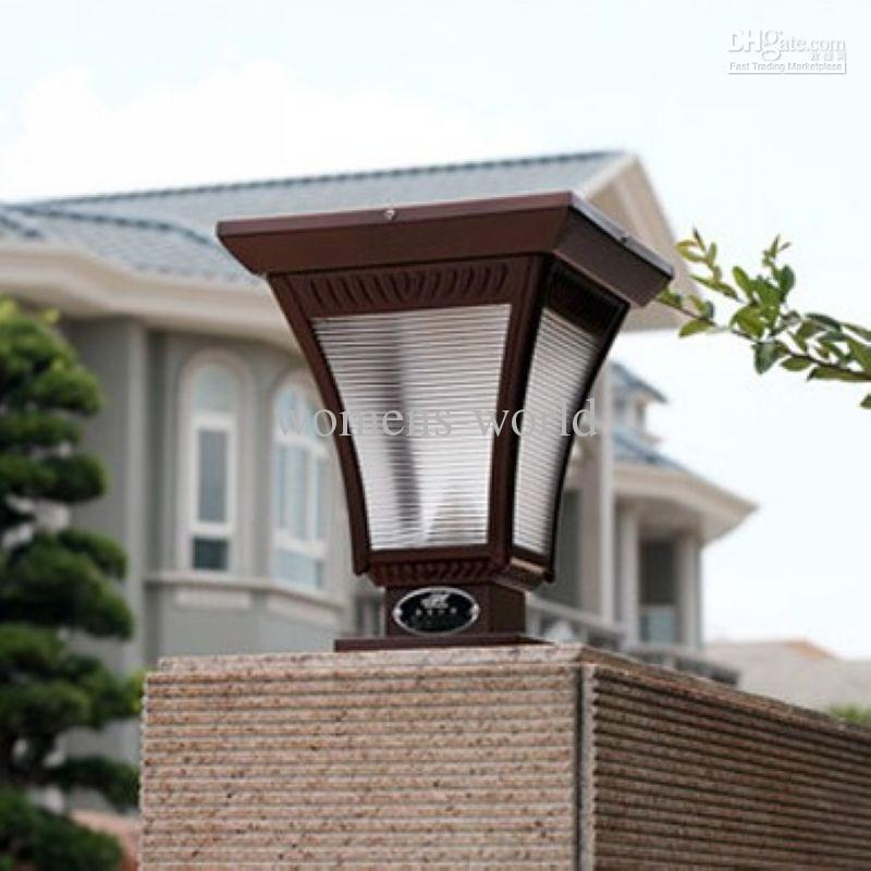 Solar Light Outside Wall