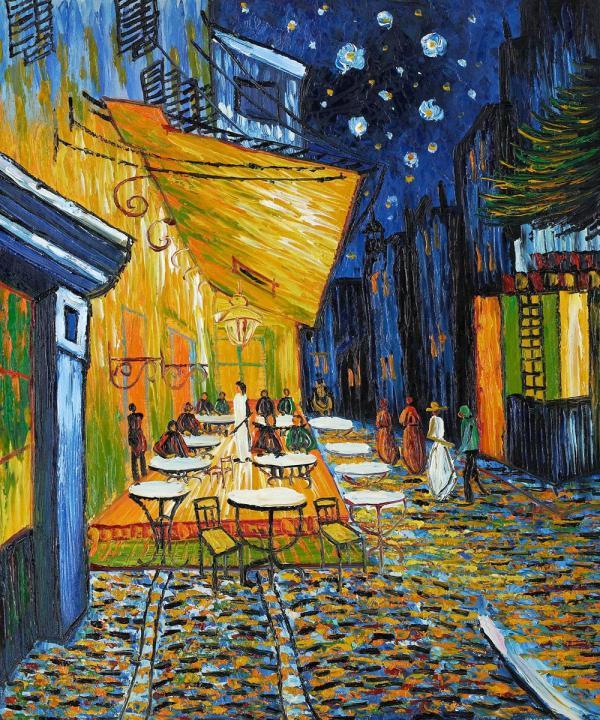 2018 Vincent Van Gogh Oil Painting Reproduction,Decorative ...