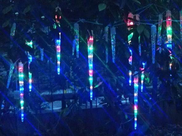 Cheap Christmas Icicle Lights