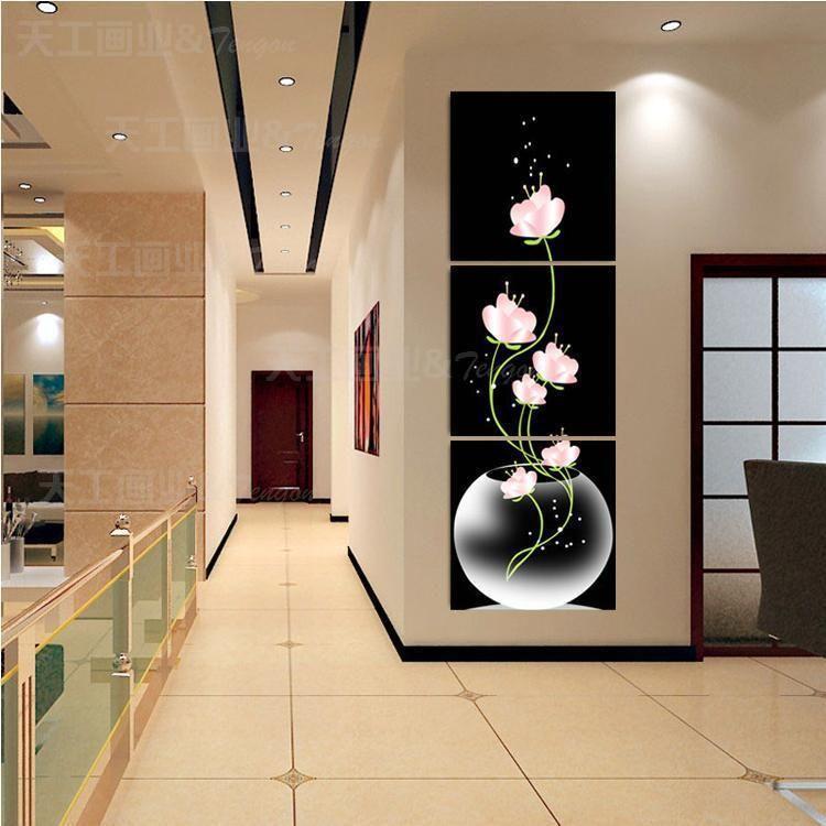 2021 Hand Painted Hi Q Modern Wall Art Home Decorative ...