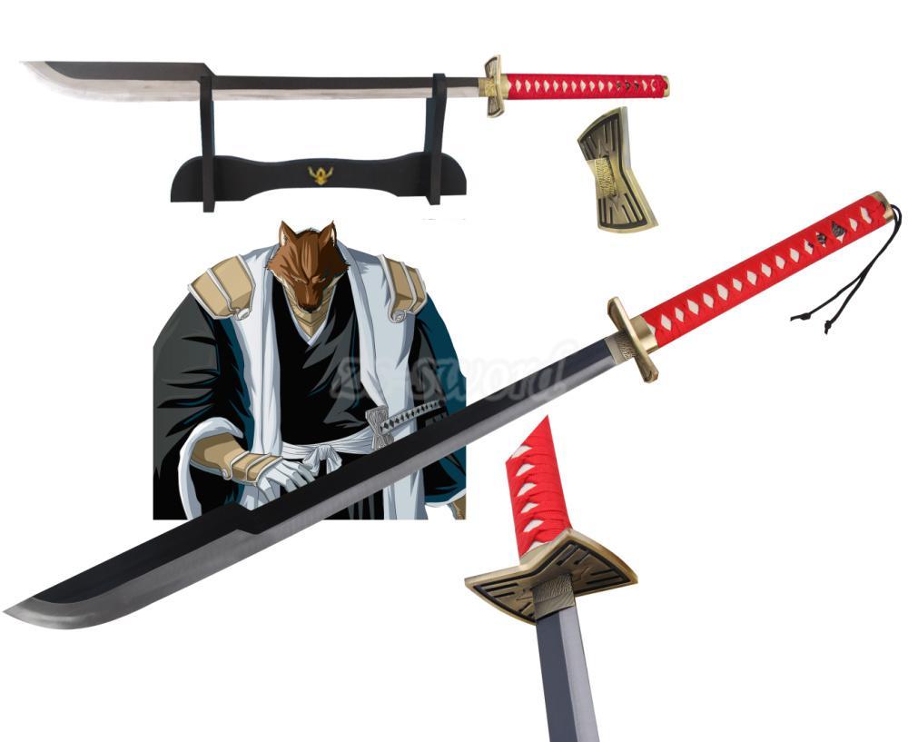 For Japanese Dark Fantasy Anime Bleach Sword Tengn Sajin