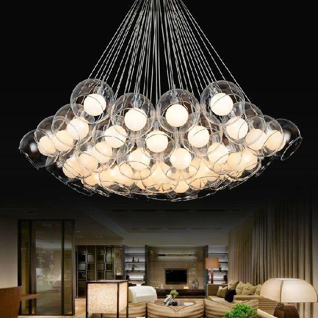 Modern Art Light Fixtures