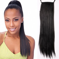 wholesale clip in ponytail hair extension cheap clip in ponytail hair extension from