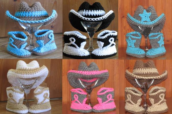 cowboy hat crochet sombrero vaquero pattern # 24