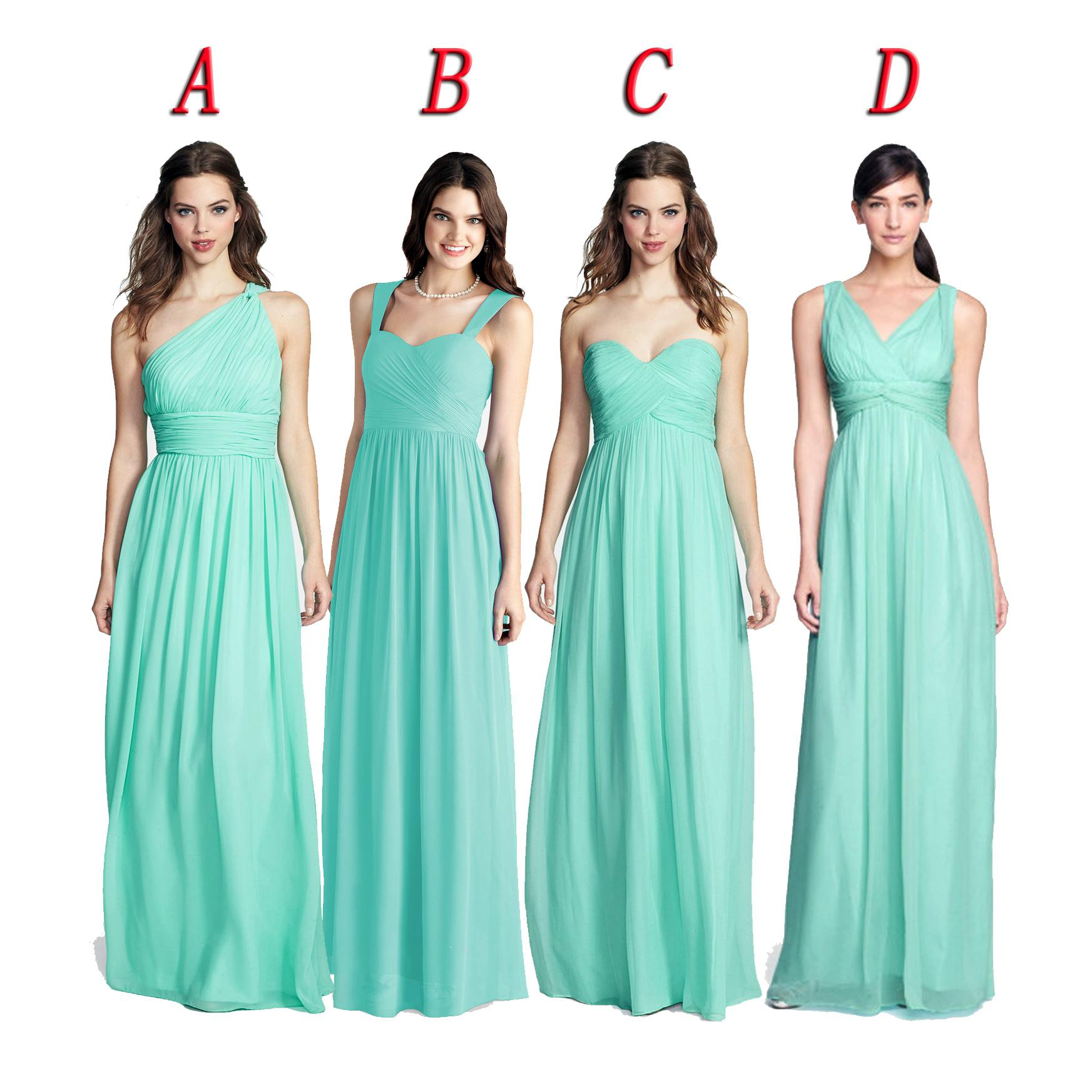 Color different style bridesmaid dresses same color different style bridesmaid dresses ombrellifo Gallery