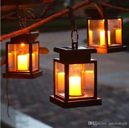 wholesale solar lights outdoor hanging