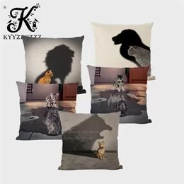 wholesale wolf pillow cases buy cheap