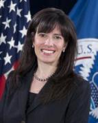 Phyllis Schneck, Deputy Under Secretary for Cybersecurity and Communications, NPPD