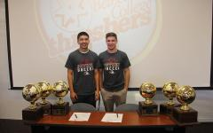 Page, Torres signs to Bethel College