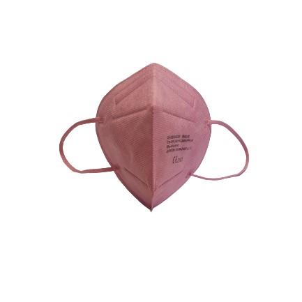 FFP2 mondkapje roze medisch