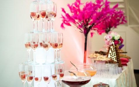 Cocktail du salon Afro Wedding Party 2013