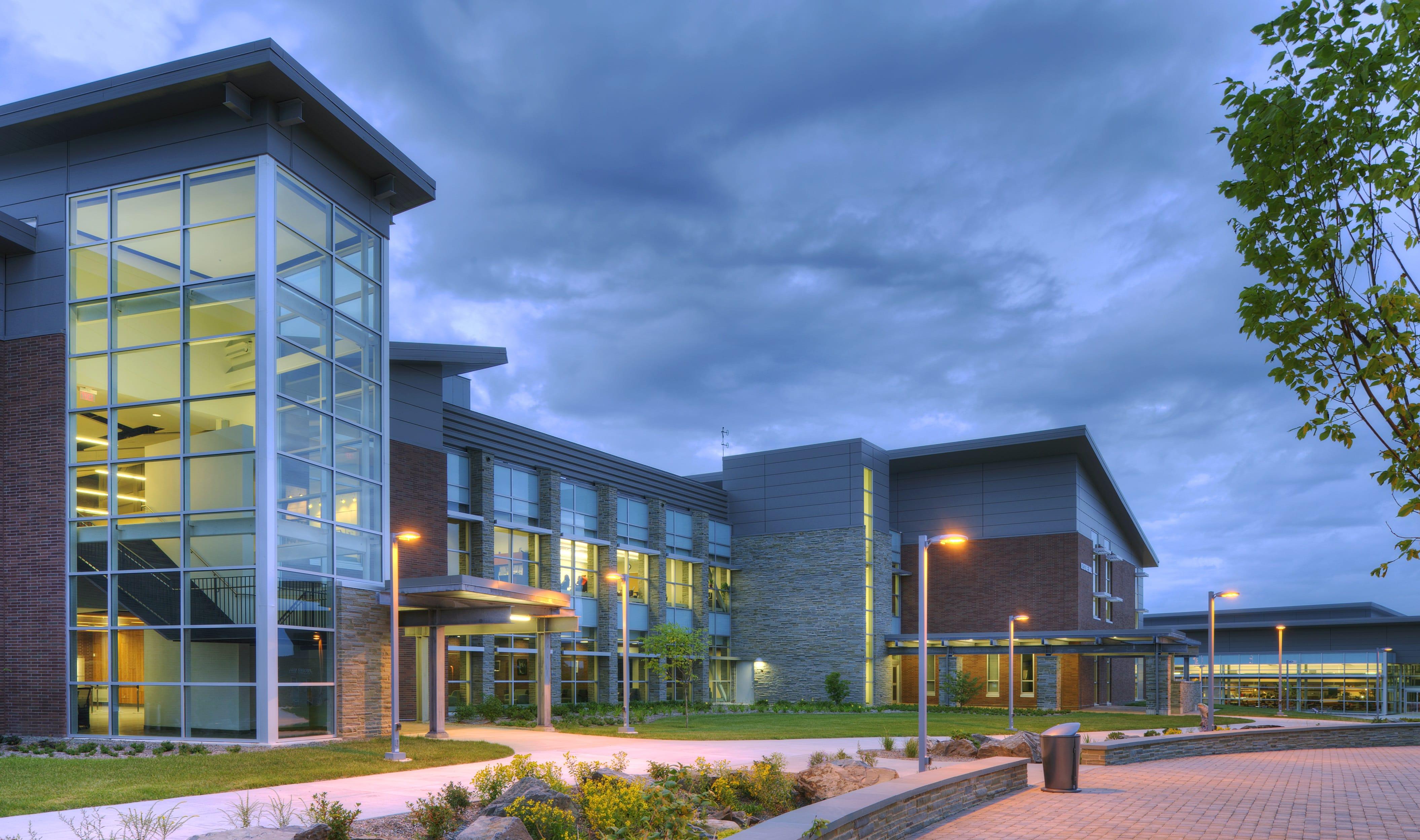 Northampton Community College Monroe Campus DHuy