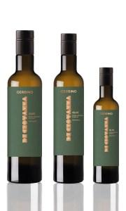 Gerbino Organic Extra Virgin Olive Oil 750ml, 500ml, 250ml