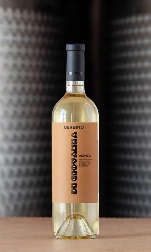 Gerbino Bianco Di Giovanna vino bianco siciliano