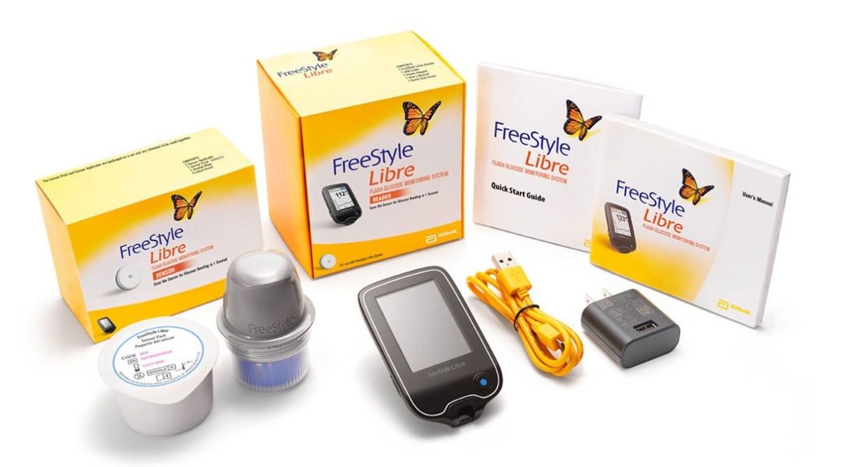 5 De l'urine au capteur Freestyle Libre