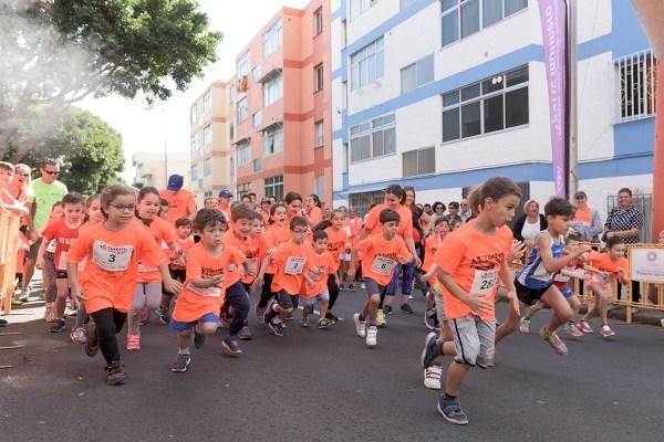 V Carrera Popular de Taco se aplaza para el domingo 11 de junio