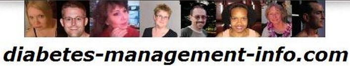 Diabetes-Management-Info.com Header