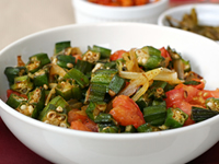 Okra is gaining a reputation as a superfood for people at the risk of diabetes