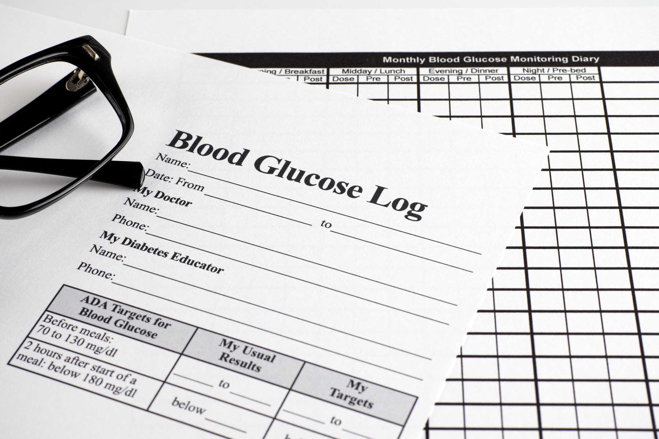 Blood Pressure Worksheets