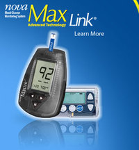 Free Nova Max Link Meter for Medtronic MiniMed Users