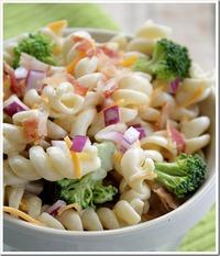 Healthy Summer Pasta Salad Recipes