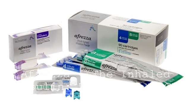 Afrezza – The Inhaled Insulin: What will NICE say? #gbdoc #DOC #Afrezza