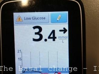 The Basal change – II