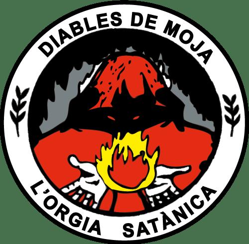 Versió actual del logotip dels Diables de Moja