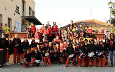 9 noves incorporacions al ball infantil dels Diables de Moja