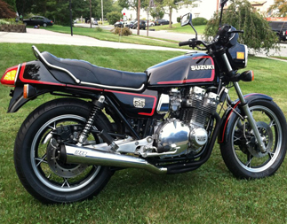 Image result for images of 1981 suzuki gs1100e
