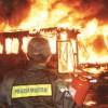 Ataques em série, com ônibus queimados, fizeram cair o turismo. Foto: Alexandre Lago Folhapress