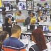 Celulares e eletroeletrônicos estão entre os produtos mais vendidos na data. Foto: Eberly Laurindo