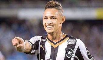 Neilton fez oito gols com a camisa do Botafogo. Foto: Arquivo