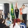 Unidade entregue por Marinho tem capacidade para 250 alunos. Foto: Wilson Magão/PMSBC