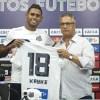"""Kayke: """"Dei conta do recado e aqui não será diferente"""". Foto: Ivan Storti/Santos FC"""