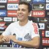 """Nilmar:  """"Quero ter um ano e meio no Santos, e quem sabe mais"""". Foto: Ivan Storti/Santos FC"""