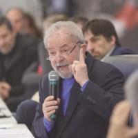 """Lula: """"a política vai precisar de muita intensidade, porque um mandato é só de quatro anos"""". Foto:  Ricardo Stuckert"""