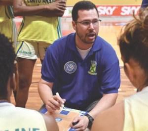 Bruno Guidorizzi gostou da estreia do Santo André. Foto: Divulgação/LBF